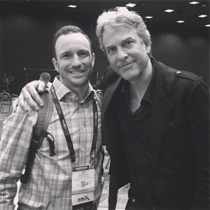 Meeting Adam Curry (2014) - THE Podfather