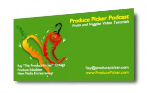 Produce Picker Podcast BUSINESS CARD