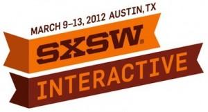 SXSW Interactive 2012 logo