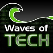 Waves of Tech Podcast Image