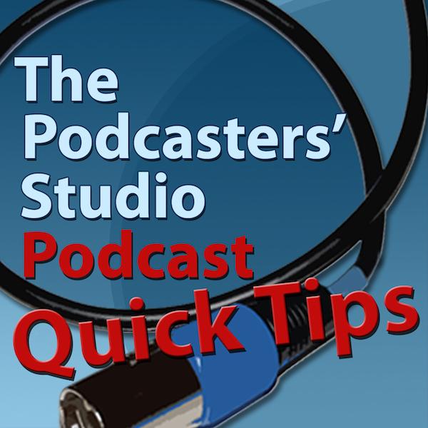 Podcast Quick Tips 600x600 Logo