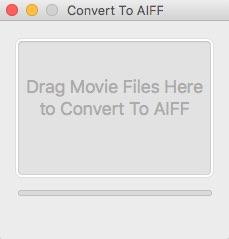 Call Recorder Convert to AIFF app